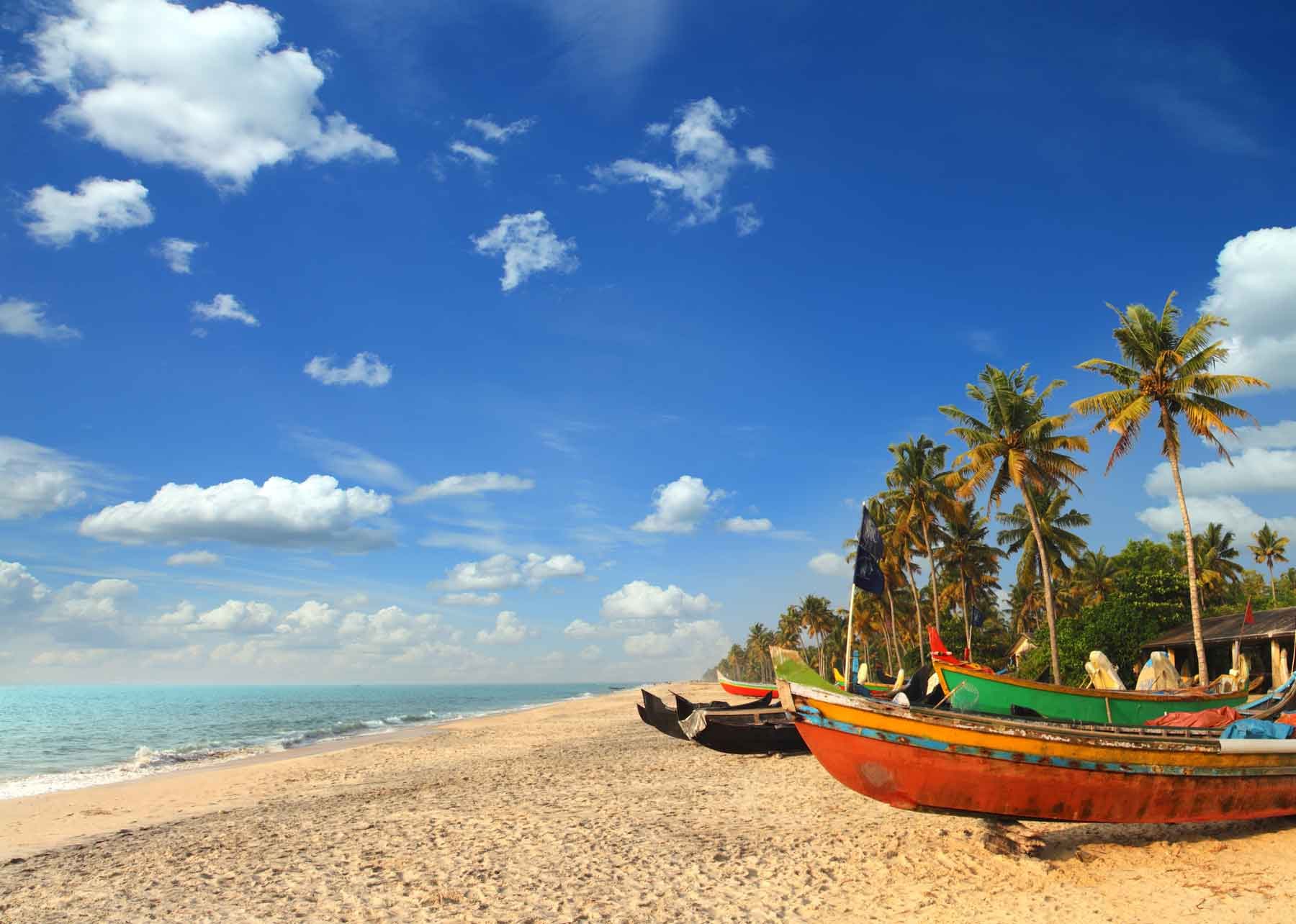 Beach Vacations in Goa, India